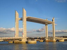 Pont Chaban Delmas Bordeaux