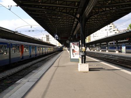 Transfert gare de Bordeaux